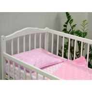 Комплект постельного белья 1700/розовый